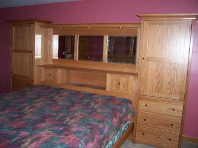 Locally Amish Custom Made Beds And Bedroom Furniture