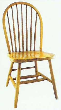 Amish Made Spindle Chair