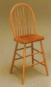 Amish Made Econo Stool