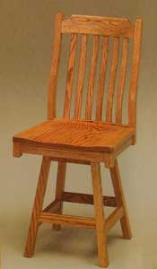 Amish Made Franklin Stool