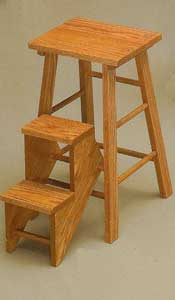 Amish Made Step Stool