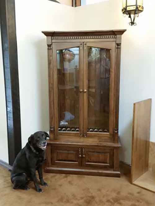 Woodloft Com Cabinet Bases Can Be Made With Locks And