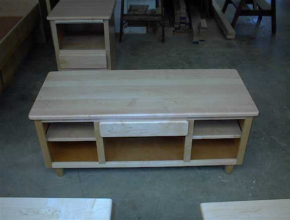 woodloft - locally amish custom handcrafted coffee tables