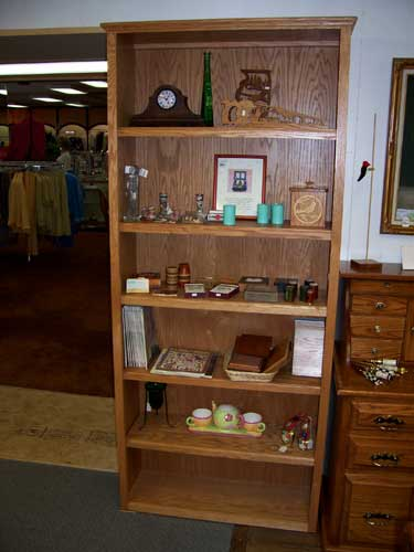 Woodloft Locally Amish Custom Crafted Bookcases