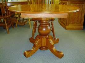 Drop Leaf Table opened