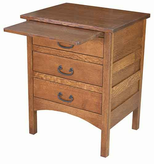 The Woodloft Amish Custom Night Stands And Bedside Chests